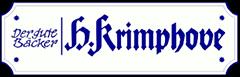 Der gute Bäcker H. Krimphove GmbH - Logo